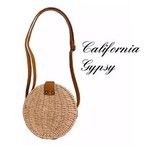 Handbags - JUST IN🎉Boho hippie festival rattan crossbody